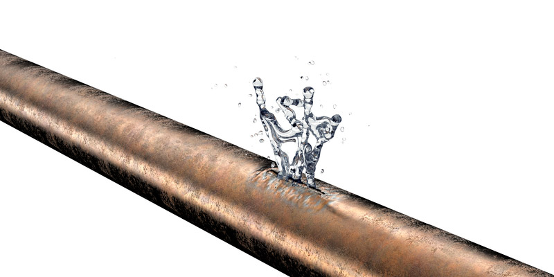 Image result for burst pipe