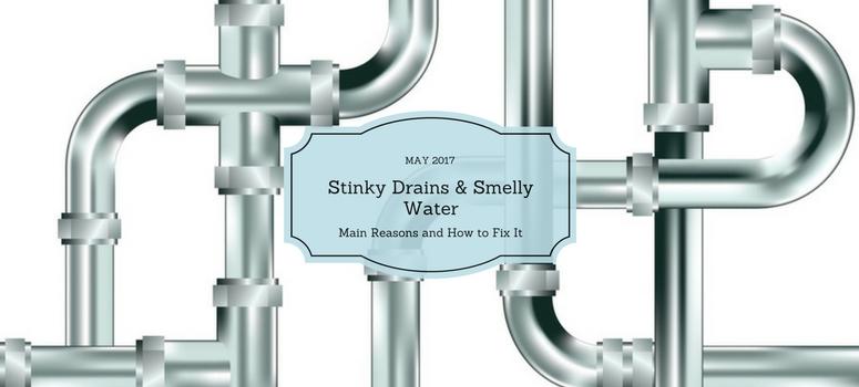 stinky-drain