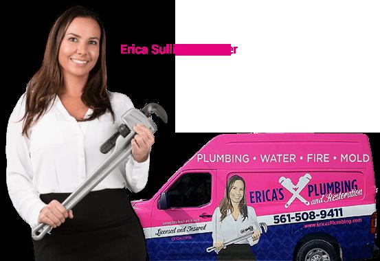 Plumber Boca Raton – Erica Sullivan