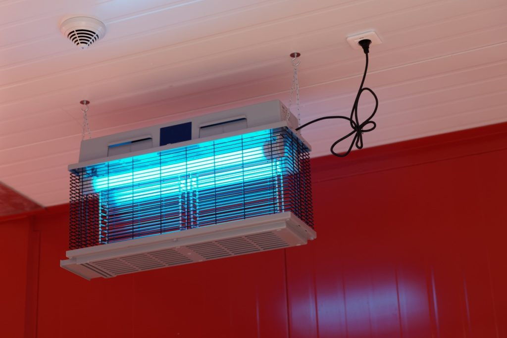 ultraviolet lamp systems