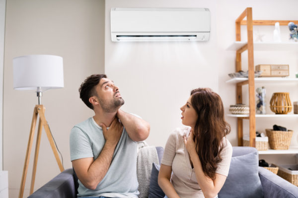 Your Air Conditioner in Your Boca Raton, Florida Home Is Making You Sick